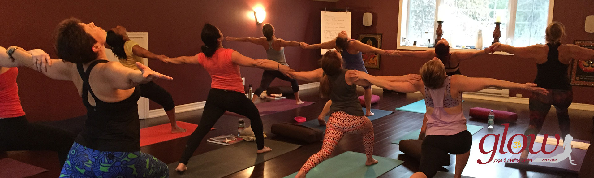 Glow Yoga, Illuminated Yoga Teacher Training - CYA RYS200